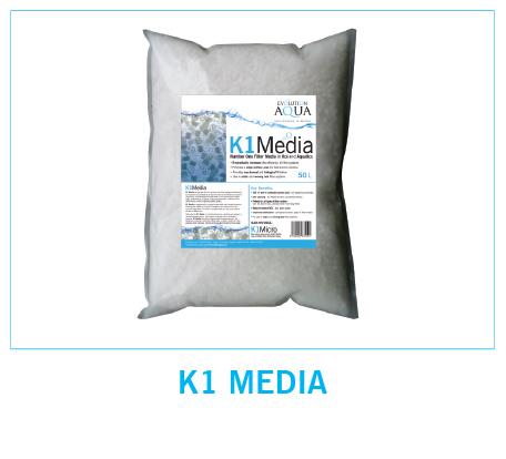 K1 Filter Media