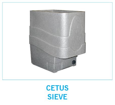 Cetus Sieve