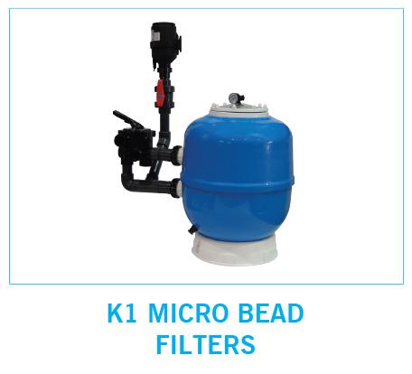 K1 MicroBead Filters