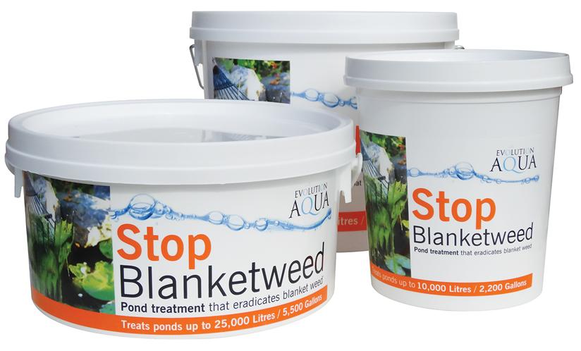 Stop Blanketweed