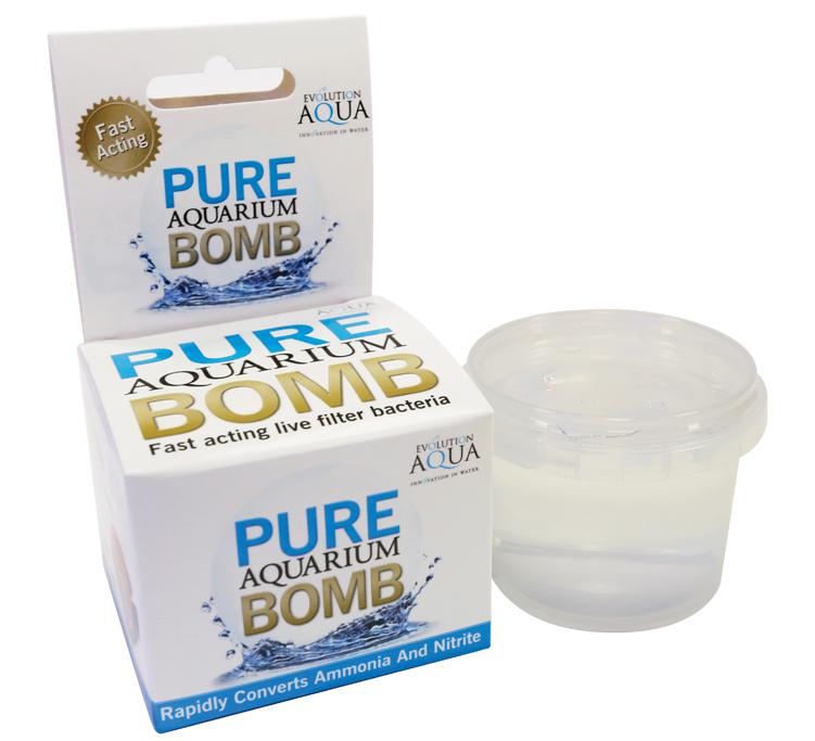 Pure Aquarium bomb