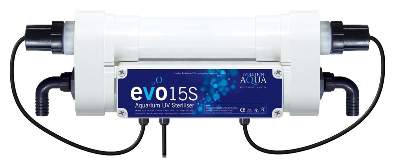 Aquarium evoUV 15 Watt