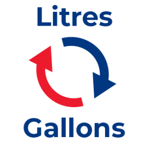 Litres to Gallons