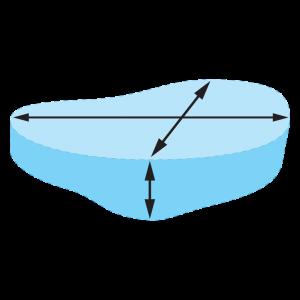Irregular Pond Calculator
