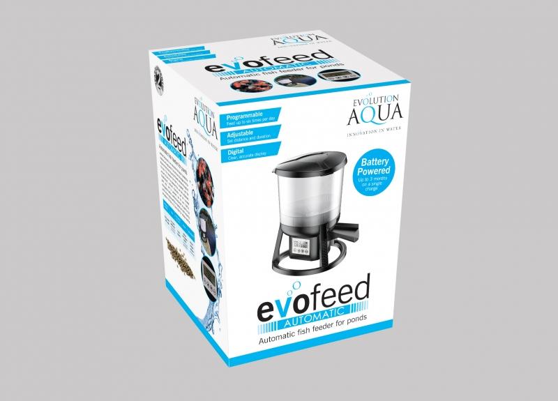 New evoFeed Automatic from Evolution Aqua