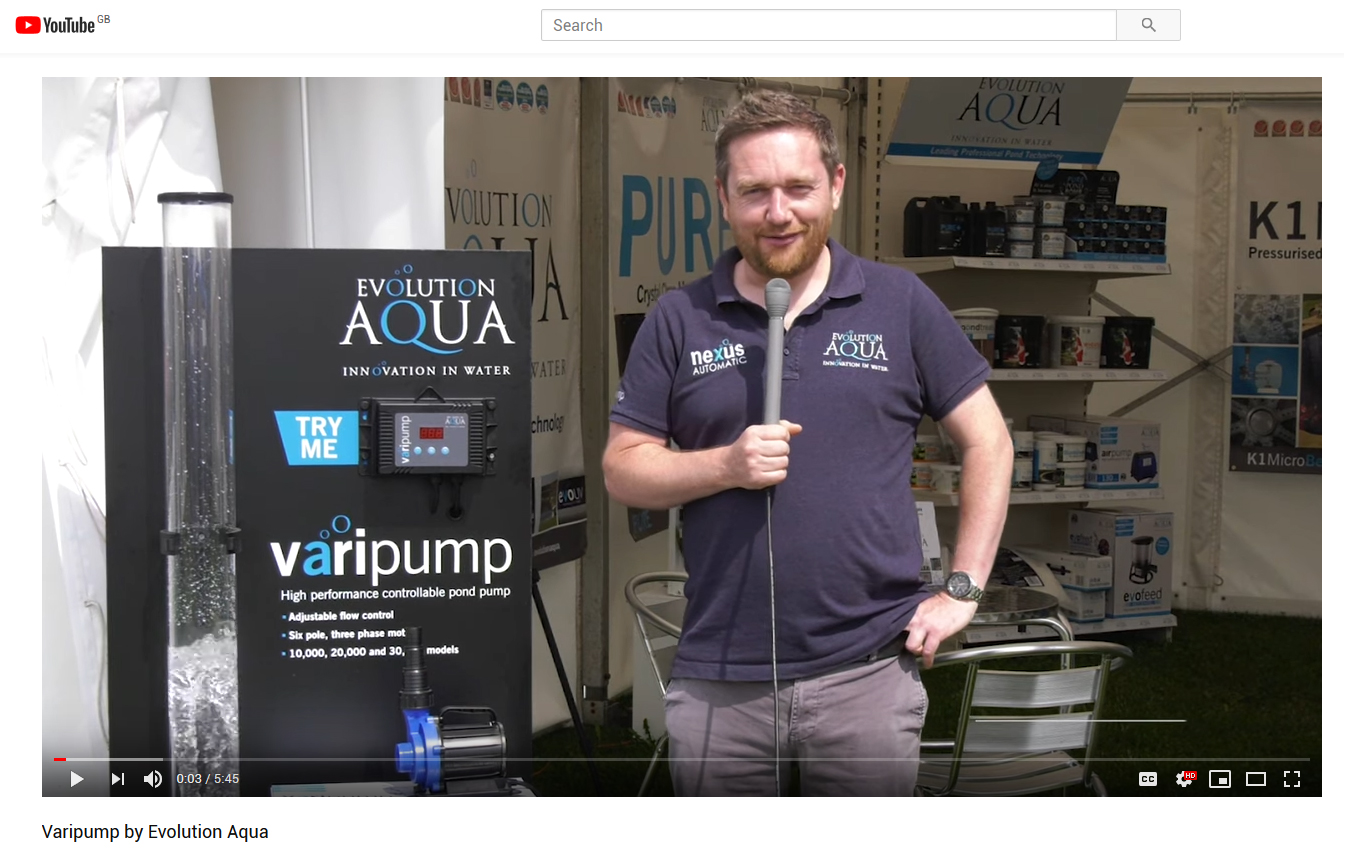 See the new VariPumps in action